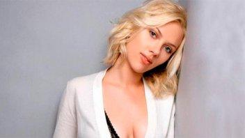Scarlett Johansson se quejó de la exigencia de Hollywood por los actores flacos
