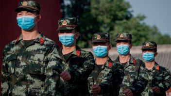 Coronavirus: China aprobó una vacuna para uso interno en el Ejército
