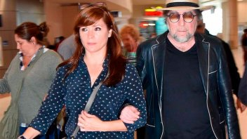 Joaquín Sabina se casó en secreto con su pareja desde hace 25 años