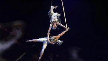 Cirque du Soleil se declaró en quiebra tras el cierre obligado por la pandemia