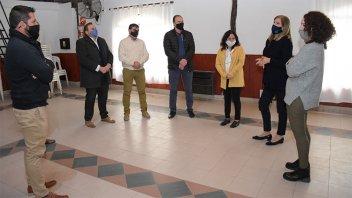 Intendentes vecinalistas suman su respaldo al proyecto de Emergencia Solidaria