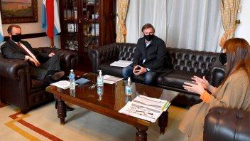 Bordet anunció que habilitan la actividad de los gimnasios en Entre Ríos