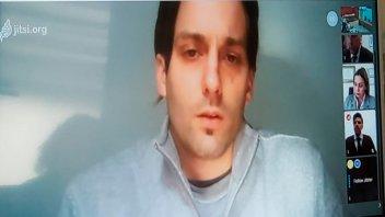Caso Riera: Christe seguirá en la cárcel y hubo fuertes cruces en la audiencia