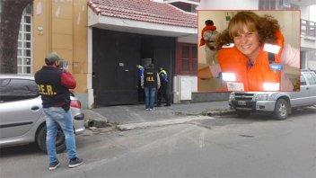 De curioso a sospechoso: Quién es el primer detenido por el crimen de la docente