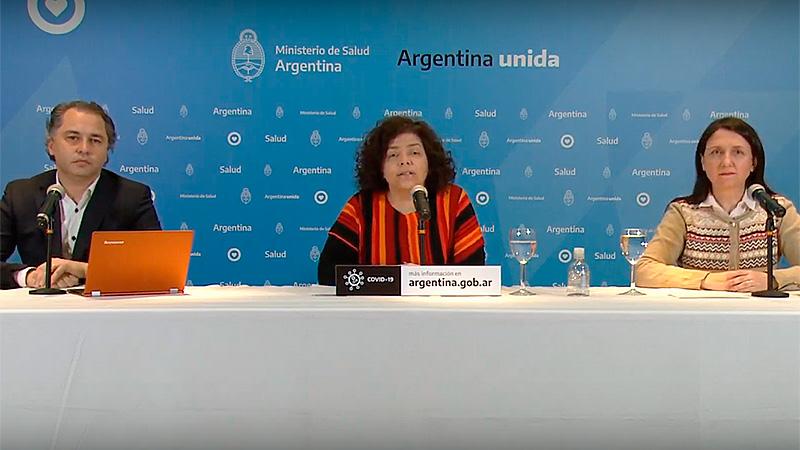Coronavirus: Informan otras 12 muertes y suman 1.363 los fallecidos en Argentina