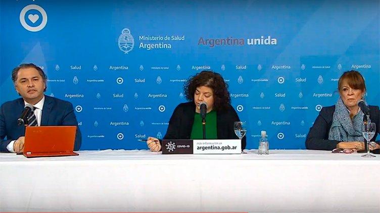 Coronavirus: Reportan otras 18 muertes y suman 1.403 los fallecidos en Argentina