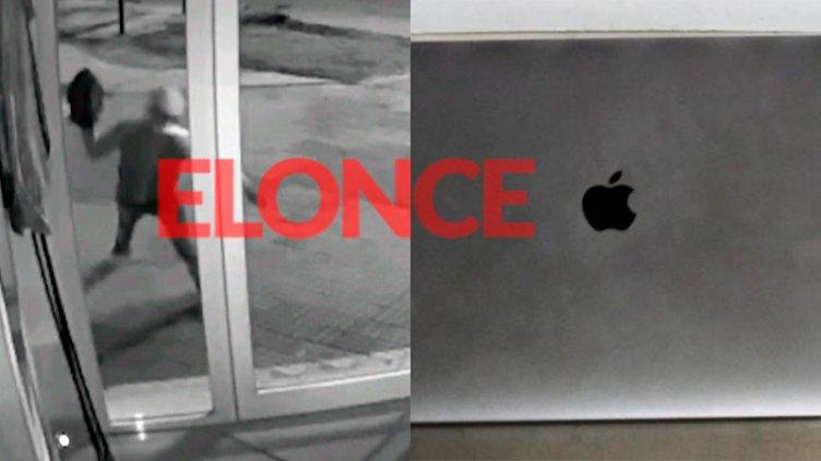 Recuperaron una notebook robada por el
