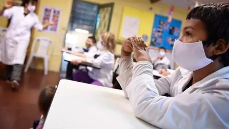 Vuelta a las aulas: Los alumnos deberán usar