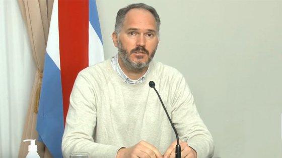 Casos de Covid 19 en Paraná: