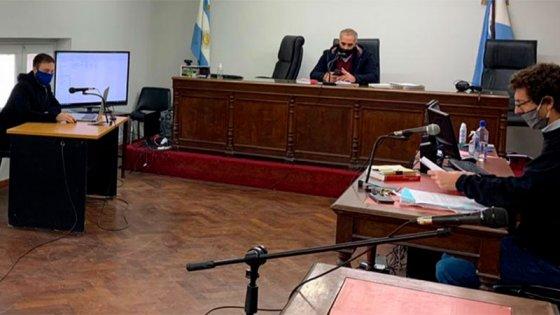 Crimen de la docente: se dispuso prisión preventiva por 90 días para el acusado