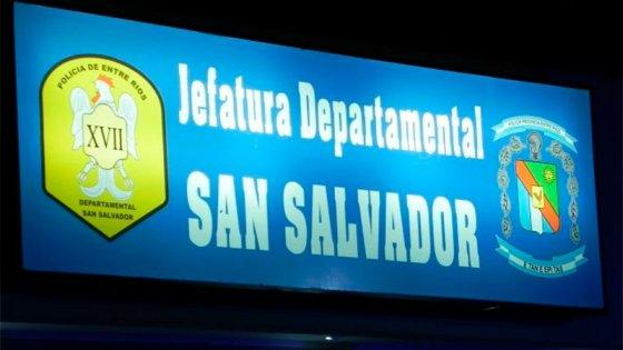 San Salvador: La Policía irrumpió en una fiesta de más de 80 personas