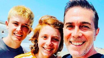 El periodista Barili relató la situación de inseguridad que vivió con sus hijos
