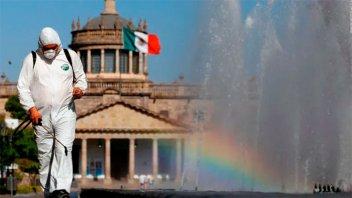 Covid-19: México superó 30.000 muertes y es el quinto país con más fallecidos