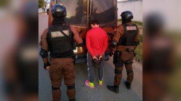 Detuvieron en Paraná a un joven que presentaba pedido de captura
