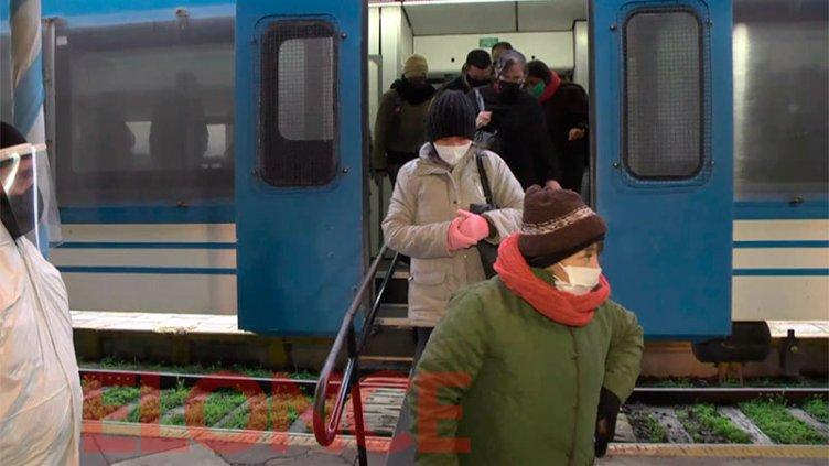 El tren que une Paraná y Colonia Avellaneda cambia sus horarios