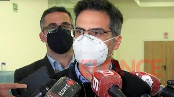 Coronavirus: Hay cinco pacientes internados en terapia intensiva en Paraná