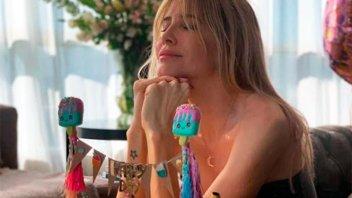 Guillermina Valdés festejó sus 43 años y reveló su deseo
