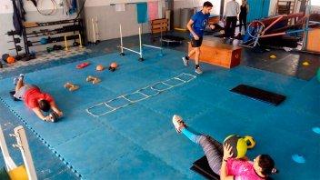 Sin casos de COVID-19, en San Salvador habilitaron la apertura de gimnasios
