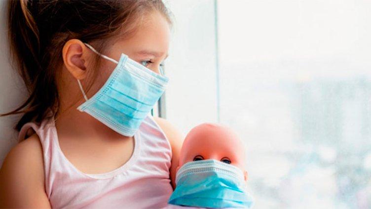 Incluyeron un nuevo síntoma para detectar coronavirus en los niños