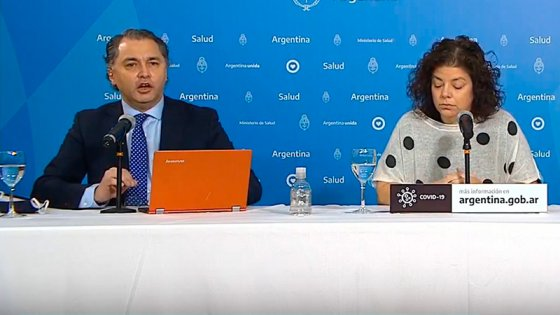 Reportan otros 20 muertos y suman 1.602 los fallecidos por Covid-19 en Argentina