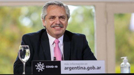 Fernández llamó a ir a un capitalismo