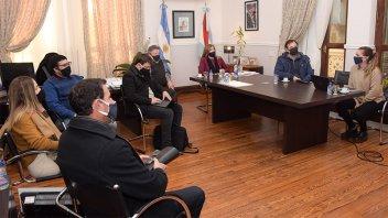 Avanza la implementación del expediente electrónico en el Ministerio de Gobierno