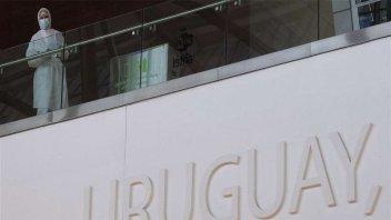 Uruguay exige el test de Covid-19 a todos los que ingresan al país