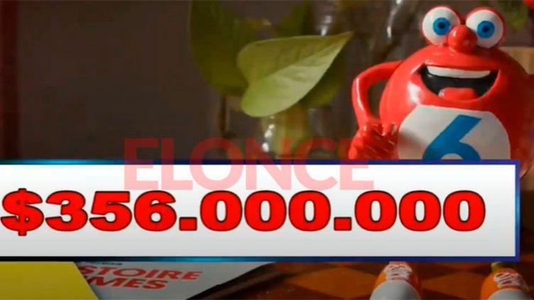 Quedaron vacantes los pozos del Quini 6: El domingo habrá $356 millones en juego