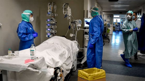 Se registraron 3604 contagios de coronavirus y 51 muertes en un día en Argentina