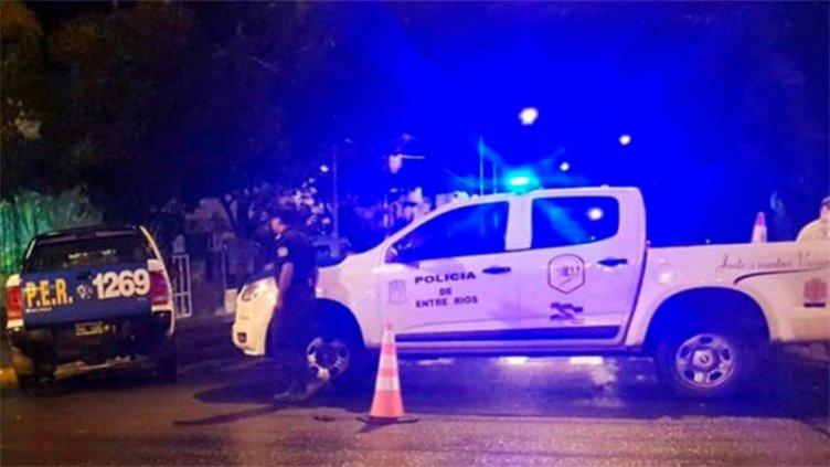 Policía intervino en fiestas que se realizaron en distintos puntos de Entre Ríos
