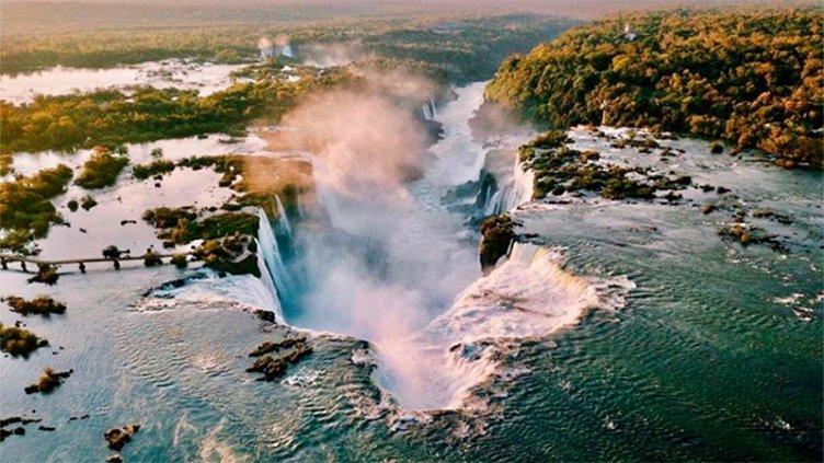 Después de más de 100 días, volvieron a abrir las Cataratas del Iguazú