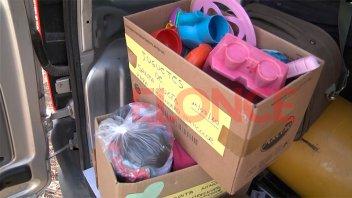 Merendero Multicolor ubicado en la zona sur de Paraná, recibió donaciones