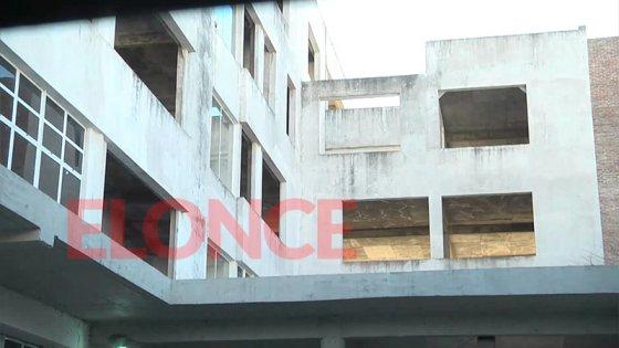 Murió un hombre que se arrojó de un edificio de la Policía en Paraná