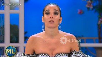 Juana Viale tras ser acusada de