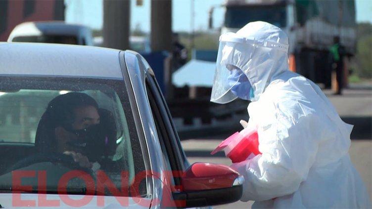 Covid-19: Dieron negativo los casos sospechosos que detectaron en el Túnel