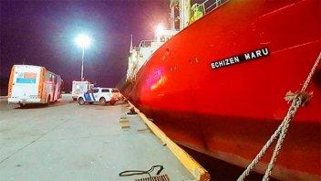 Dieron positivo por coronavirus 57 tripulantes de un pesquero