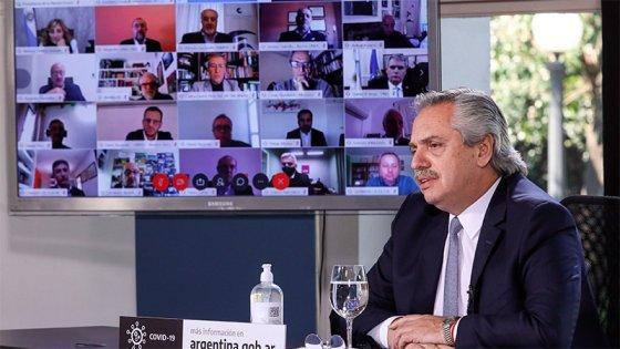 Fernández anunció un plan de obras en universidades: Invertirán $ 9.600 millones