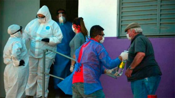 Confirmaron 82 muertes y 4250 nuevos casos de Covid-19 en Argentina