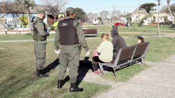 La multa mínima por no usar tapabocas es de $6.000 en Concepción del Uruguay