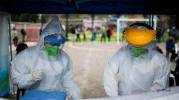 Colombia superó los 900.000 contagios de covid19 y tiene casi 28.000 muertes