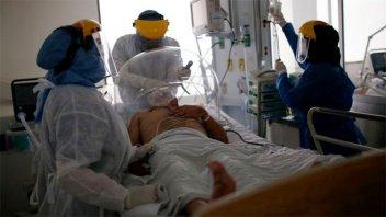 Covid-19: Colombia dispuso toque en varias ciudades tras aumento de muertes