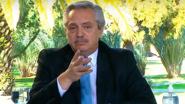 Fernández anuncia obras para Entre Ríos: Esperan que generen
