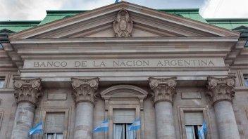 Cerraron la sede más importante del Banco Nación por un caso de coronavirus
