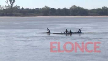 El Paraná Rowing Club comenzó a funcionar con cuatro disciplinas habilitadas