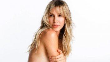 Topless de Guillermina Valdés:
