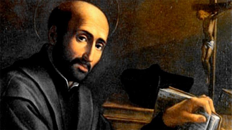 31 de julio, día de San Ignacio de Loyola