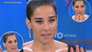 Juanita Viale recordó el violento intento que robo que sufrió con sus tres hijos