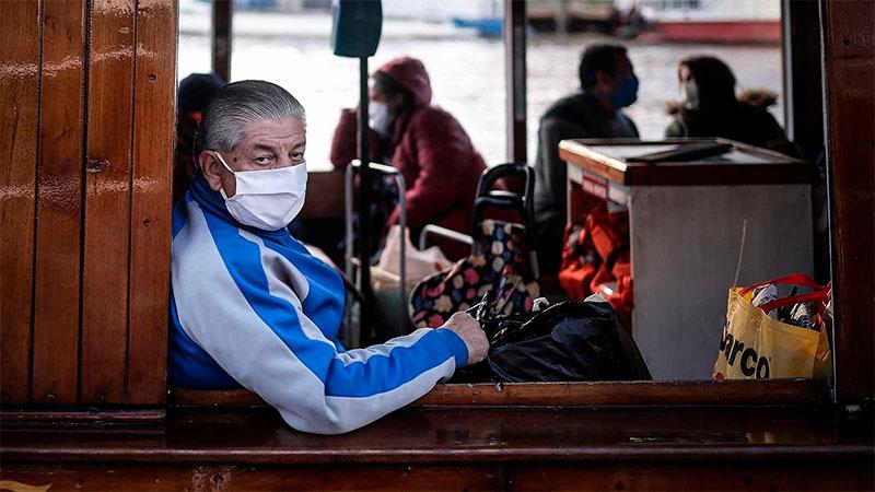 Coronavirus en Argentina: Confirmaron 168 muertes y 6792 nuevos contagios