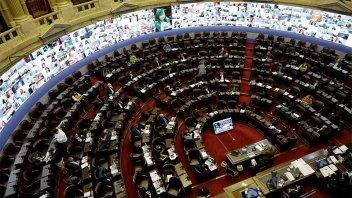 La Cámara de Diputados debatirá este miércoles el Presupuesto 2021