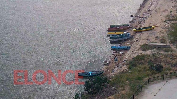 Abrirán hoy compuertas en Brasil y Paraguay para que suba el río Paraná